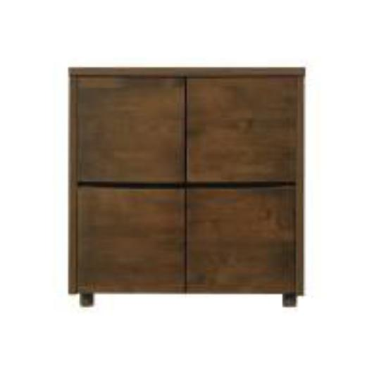 HOTTA CABINET WITH 4 DOORS - livealifehome