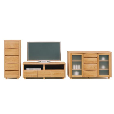 HOTTA STORAGE COMBINATION WITH GLASS - livealifehome