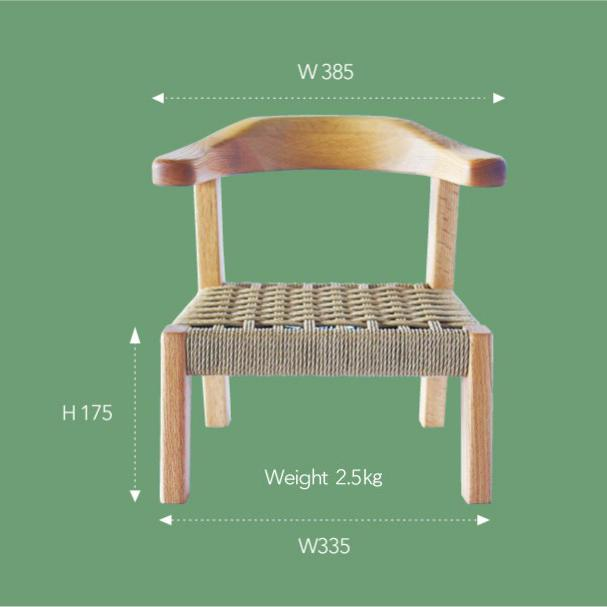 MANUF KIDS CHAIR