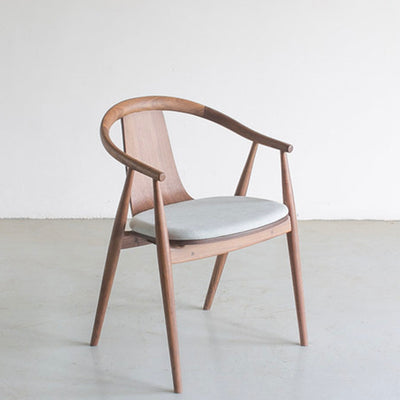 NYUBEL MK01 ARM CHAIR WITH SEAT HOLES