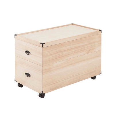 SOGIRI STORAGE CASE & COFFEE TABLE