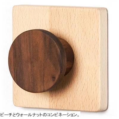 MIX WOODEN HOOK MAGNET TILE