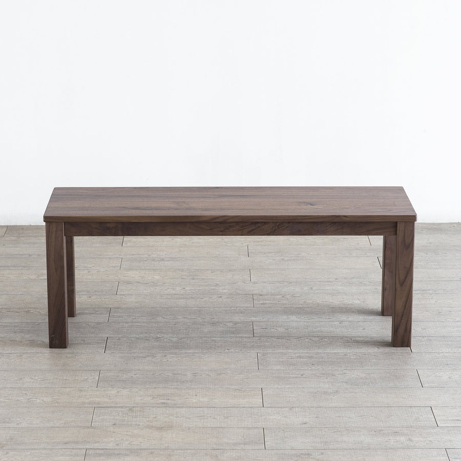 Solid bench 110 (無垢ベンチ110cm幅)