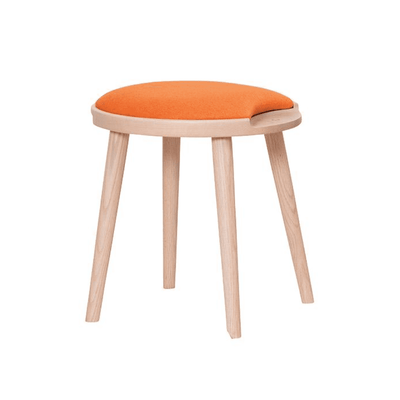 WOODEN CANDY STOOL