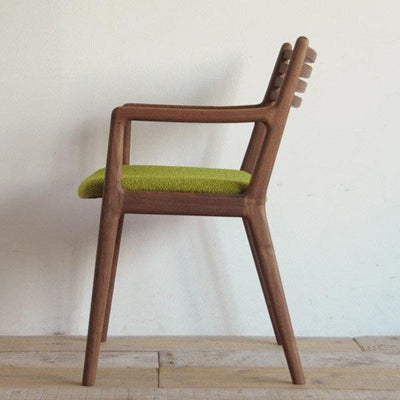 SLIT ARM CHAIR