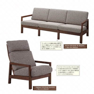 UNIT SOFA - ARM - livealifehome