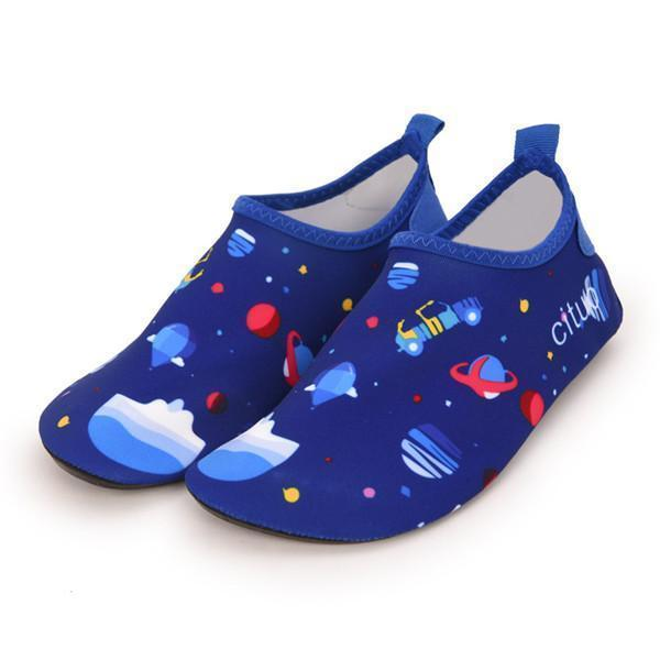 Children Adorable Quick-Dry Water Shoes for Beach Pool Surfing Yoga Exercise - getanne