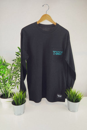 Plant Long Sleeve Black
