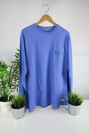 Plant Long Sleeve Lavendar