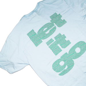 Let It Go Blue Tee