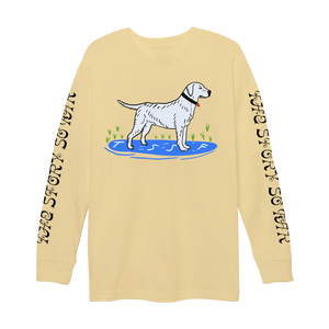 Proper Yellow Dog Longsleeve