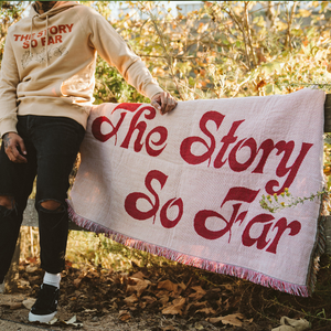 TSSF Throw Blanket