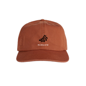 Copper Leaf Hat