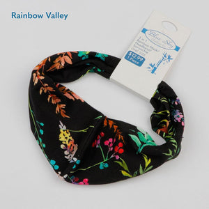 Bamboo Mask, Headband, Scrunchies (3-in-1)