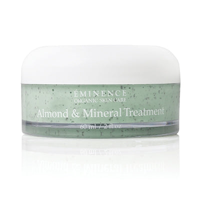 Almond Mineral Treatment