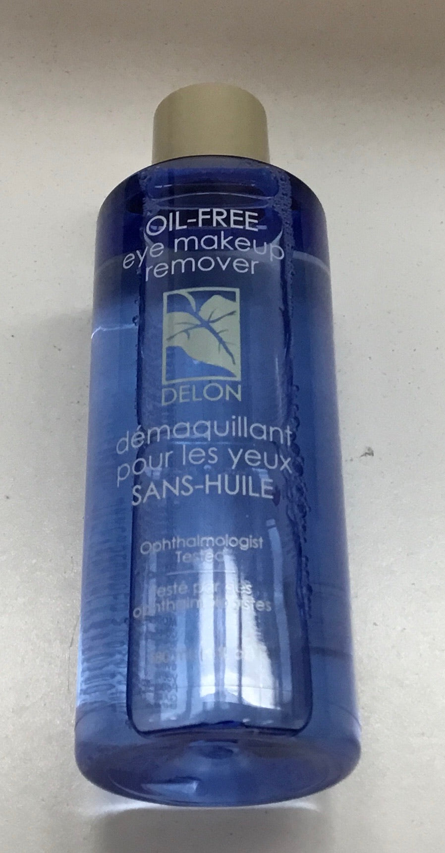 Oil Free Eye Make Up Remover