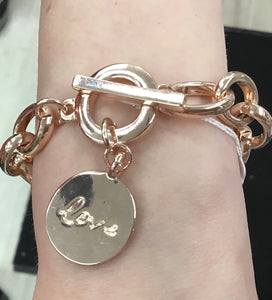Love Chain Bangle