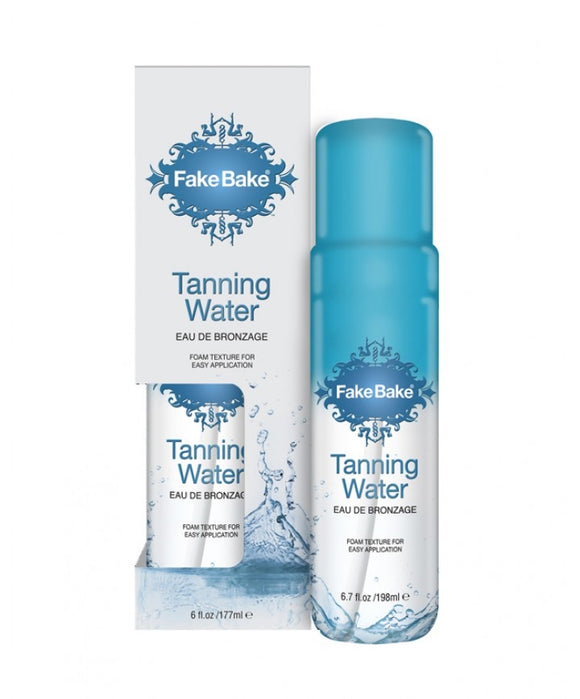 Tanning Water