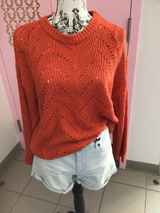 Summer Fig Sweater
