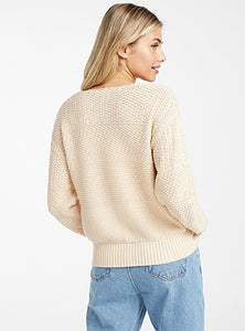 Tapioca  Knit Sweater