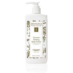 Coconut Body Firming Lotion