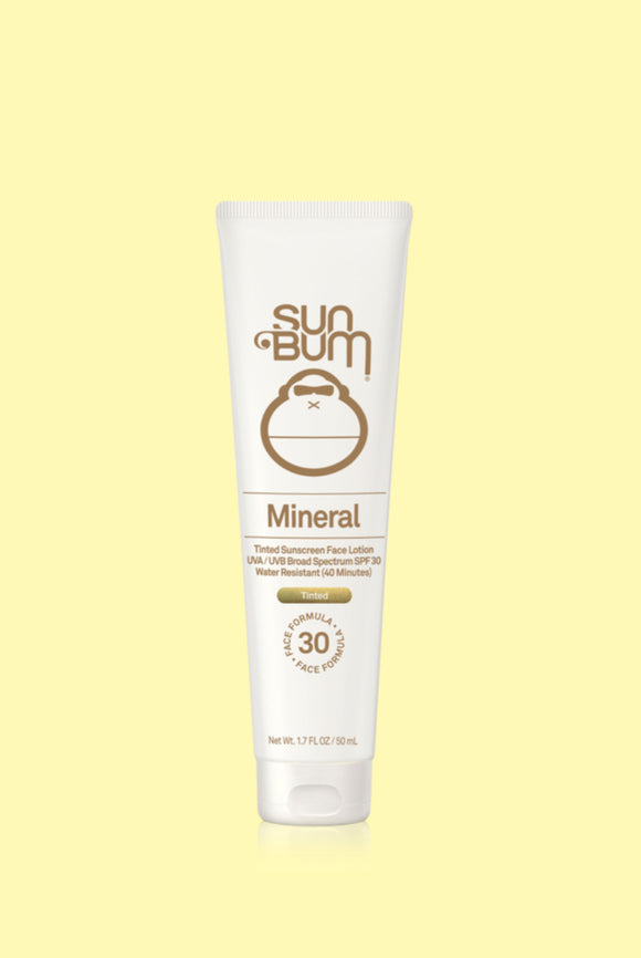 Sun Bum Tinted Mineral Sunscreen