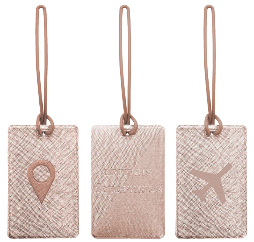 Odyssey Luggage Tags - Set of 3