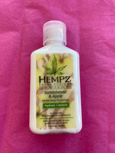 Mini Herbal Body Moisturizer