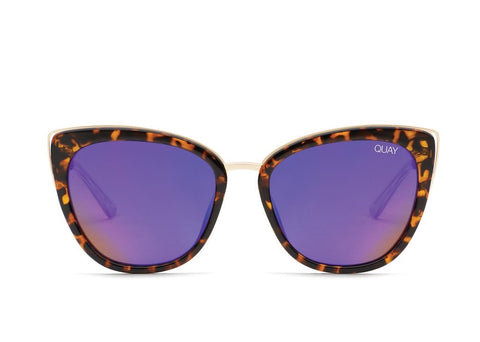 Quay Honey Sunglasses