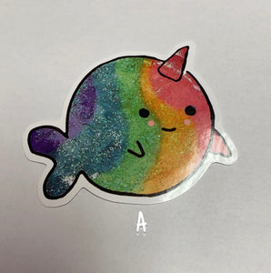 Watercolour Sticker Collection 2.0