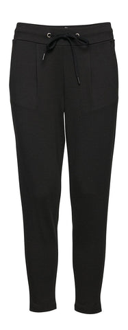 Kate Black Crop Dress Pants