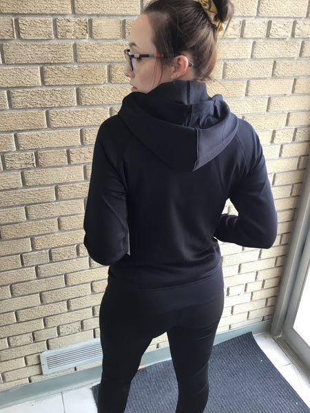 Caitlyn Zip-Up