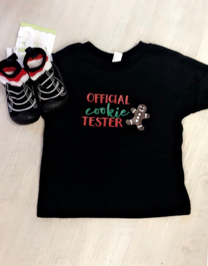 Official Cookie Tester Tee