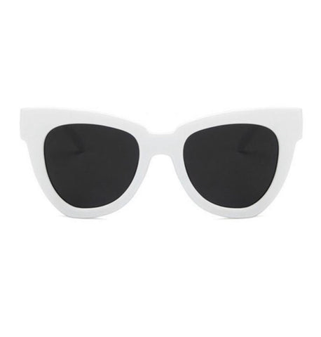 Hayley Sunglasses - White