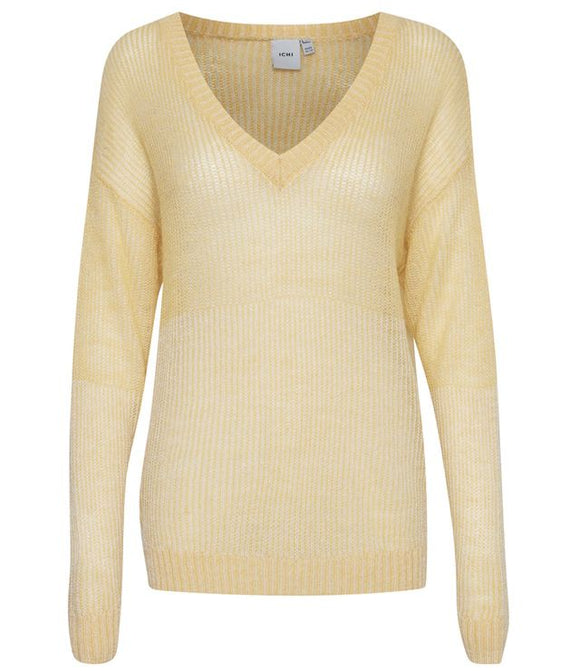 Buff Yellow Sweater