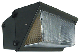 Wallpack Exterior Wall Mounted Light Fixture