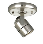 Bi-Directional Wall or Ceiling Mounted Series Light Fixture