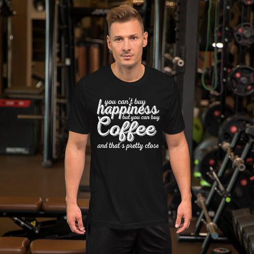 You Can't Buy Happiness But You Can Buy Coffee TShirt