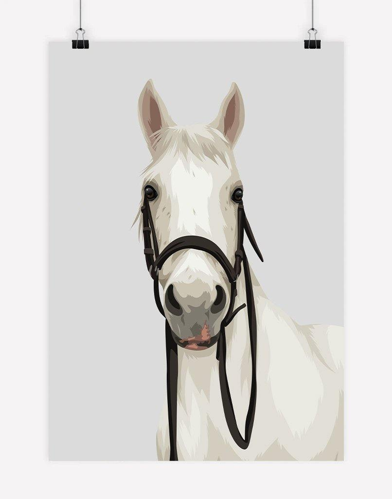 Custom Horse Portrait