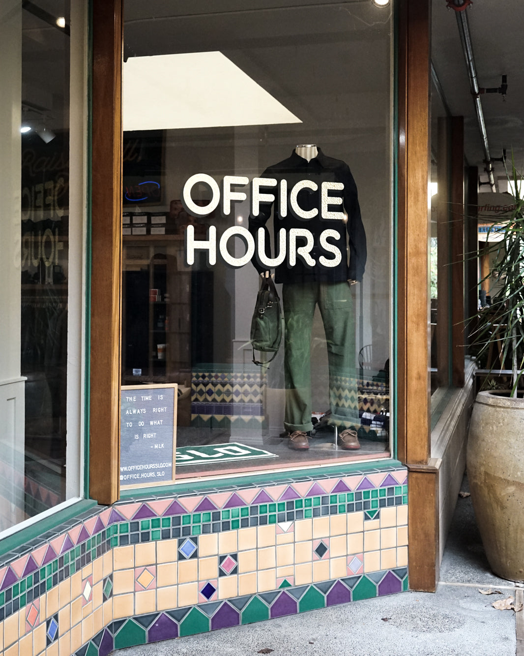 Retailer Spotlight: Office Hours.