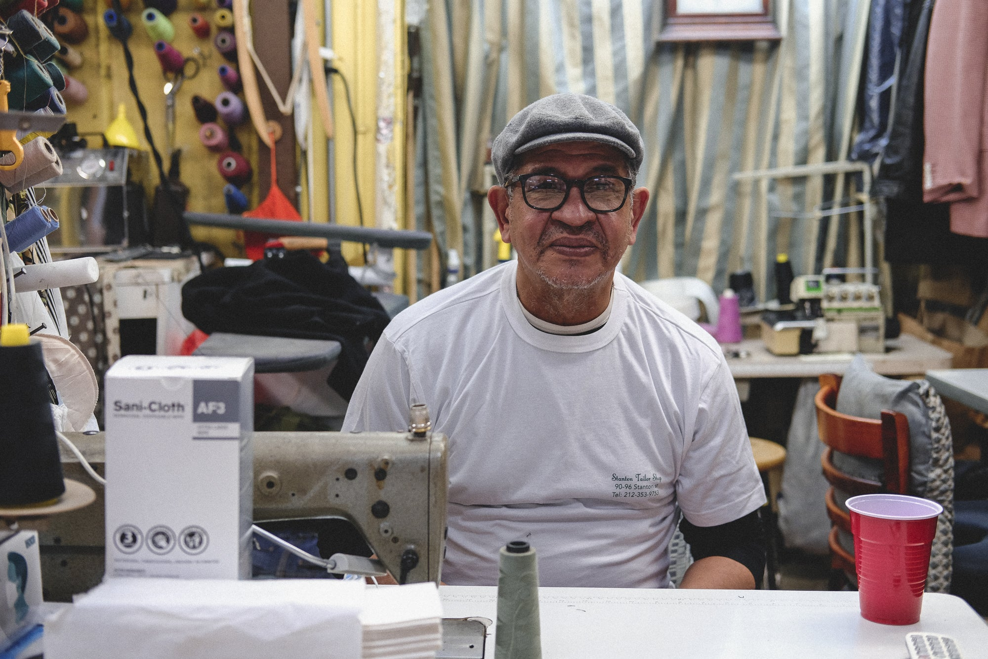 Local Guide: Stanton Tailor.