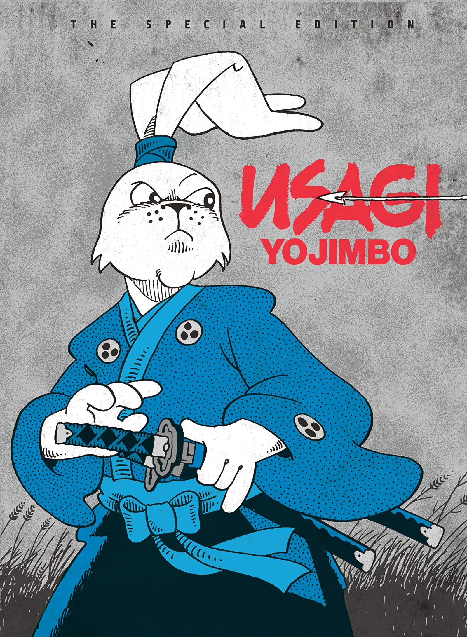 Book Club: Usagi Yojimbo.