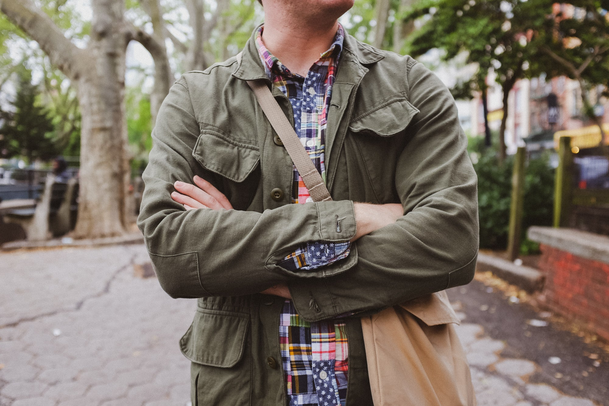 Style Profiles: ~ Chris Curran.