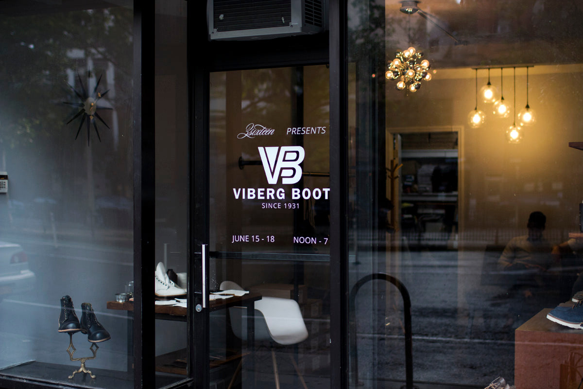 Viberg Pop-Up at CVA.