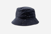 Bucket Hat ~ Navy HBT Splatter