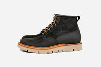 Gloxi-Cut Scout Boot ~ Charcoal Chamois