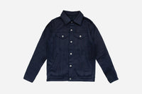 Type 3s Denim Jacket ~ Shadow Selvedge