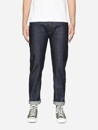 CT-100x ~ Classic Tapered - Indigo Selvedge