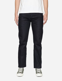 SL-120x ~ Straight Leg - Shadow Selvedge