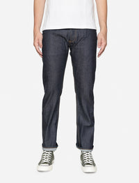 ST-100x ~ Slim Tapered - Indigo Selvedge